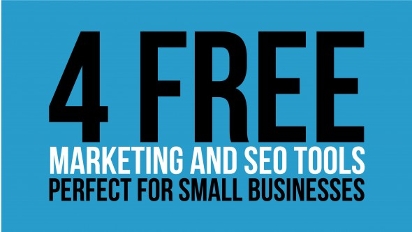 Four SEO Tools for Small Businesses